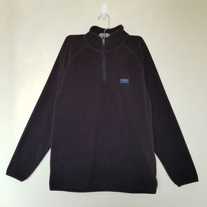 Old Navy Black Zip-Up Jacket